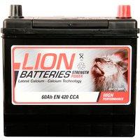 Lion Battery 005 60AH 420CCA