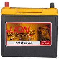 Lion Agm Battery 009 45AH 325CCA