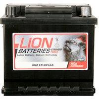 Lion Battery 012 40AH 330CCA