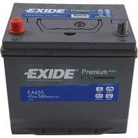 Exide Premium 014 65AH 580CCA