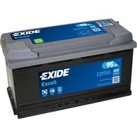 Exide Excell Battery 017 95AH 800CCA