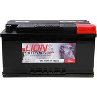 Lion Battery 017 88AH 680CCA