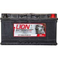 Lion Battery 019 100AH 800CCA