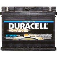 Duracell Advanced Battery 027 63AH 600CCA