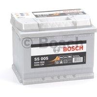 Bosch S5 Battery 027 63AH 610CCA
