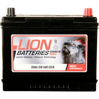 Lion Battery 030 70AH 540CCA