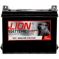 Lion Battery 037 45AH 330CCA