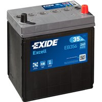 Exide Excell Battery 054 35AH 240CCA