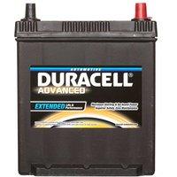 Duracell Advanced Battery 054 40AH 300CCA