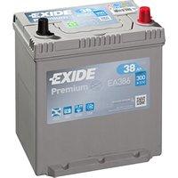 Exide Premium Battery 054 38AH 300CCA