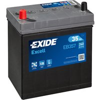 Exide Excell Battery 055 35AH 240CCA