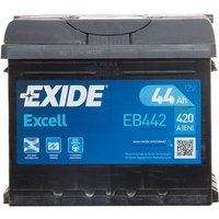 Exide Excell Battery 063 44AH 420CCA