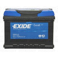 Exide Excell Battery 065 54AH 520CCA