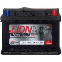 Lion Battery 065 52AH 460CCA