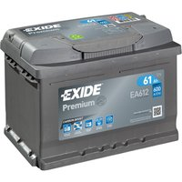 Exide Premuim Battery 075 61AH 600CCA