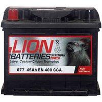 Lion Battery 077 45AH 400CCA