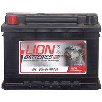 Lion Battery 078 54AH 450CCA