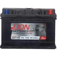 Lion Battery 096 70AH 640CCA