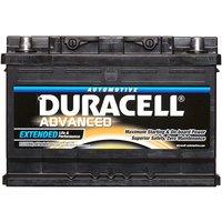 Duracell Advanced Battery 096 74AH 680CCA
