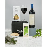 The Connoisseur's Choice Cheese & Wine Gift (Pre Order)