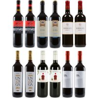 Classic Red Wine Mix – Case of 12