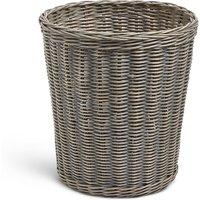 Rattan Round Waste Bin