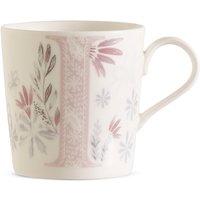 Floral Alphabet I Mug