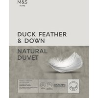 Duck Feather and Down 4.5 Tog Duvet