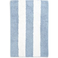 Wide Striped Bath Mat