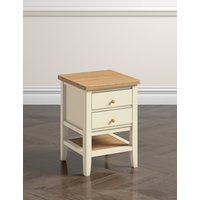 Winchester Bedside Table Cream