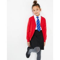Girls Cotton Rich Cardigan