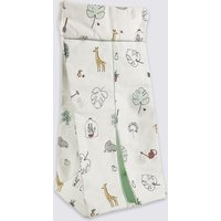 Animal All Over Print Nappy Tidy