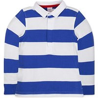 Mini Club MC B LS RUGBY P/BLUE