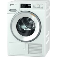 MIELE Eco TWF620WP Heat Pump Tumble Dryer - White, White