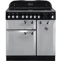 RANGEMASTER  Elan 90 Induction Range Cooker   Royal Pearl