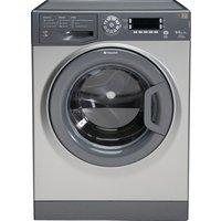 HOTPOINT WDUD9640G Washer Dryer - Graphite, Graphite