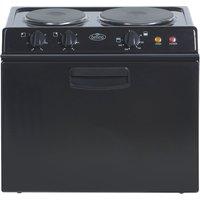 BELLING Baby 321R Electric Tabletop Cooker - Black, Black