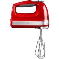 KITCHENAID 5KHM9212BER Hand Mixer - Red, Red