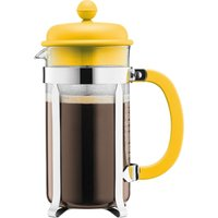 BODUM Caffettiera 1918-957 Coffee Maker - Yellow, Yellow