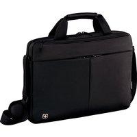 WENGER Format 14 Laptop Case - Black, Black