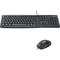 LOGITECH MK120 Keyboard & Mouse Set