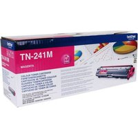 BROTHER TN241M Magenta Toner Cartridge, Magenta