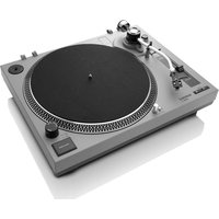 LENCO L-3808 Turntable - Grey, Grey