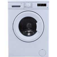 ESSENTIALS C612WM17 6 kg 1200 Spin Washing Machine - White, White