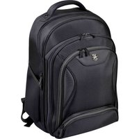 PORT DESIGNS Manhattan 15.6 Laptop & Tablet Backpack - Black, Black
