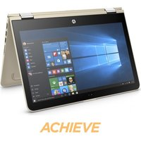 HP Pavilion x360 2 in 1 - Gold, Gold