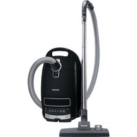 MIELE Complete C3 Extreme PowerLine Cylinder Vacuum Cleaner - Black, Black