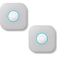 NEST Protect 2nd Generation Smoke and Carbon Monoxide Alarm - Battery operated Bundle