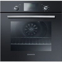 HOOVER HOC709/6BX Electric Oven - Black, Black
