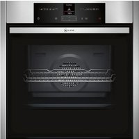 NEFF B15CR32N1B Electric Oven - Stainless Steel, Stainless Steel